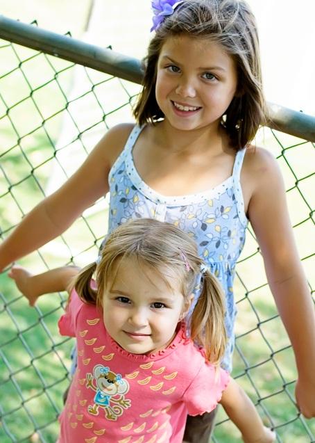 20090718_0040e Morgan 7 yr 6 mo and Melanie Cerillo
