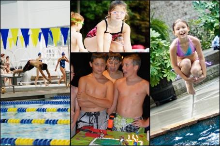 Swimblogboard